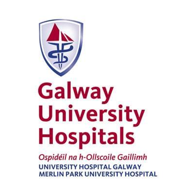Galway University Hospitals Logo