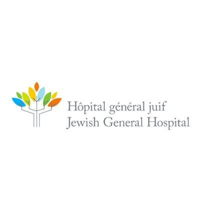 Jewish General Hospital logo