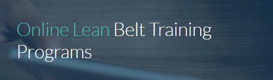 Online Lean Belts